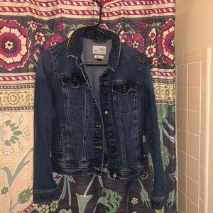 Universal Thread denim jean jacket